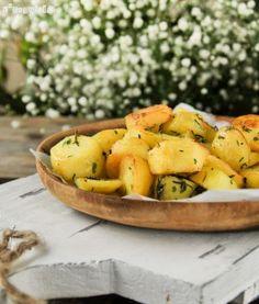 Patatas a las hierbas aromáticas