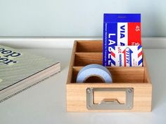 Present & Correct, Wooden Divider Tray