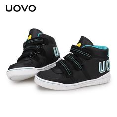 Cheap Sneakers, Buy Directly from China Suppliers:Boys Girls Casual Sports Shoes Uovo Brand Kids High Top Outdoor Sneakers Breathable Children Espadrilles Size Zapatos Cheap Sneakers, High Top Sneakers, Sports Shoes, Boys Shoes, Shoe Pattern, Childrens Shoes, Khaki Green, Sport Casual, Designer Shoes