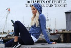 10 Habits of People Who Never Gain Weight 10 Habits of People Who Never Gain Habits of People Who Never Gain WeightThis post may contain affiliate links. Fitness Motivation, Fitness Tips, Health Fitness, Weight Gain, Weight Loss Tips, How To Lose Weight Fast, Losing Weight, Loose Weight, Sport Treiben