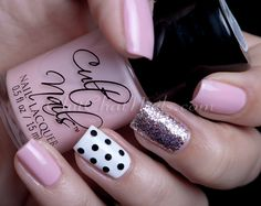 Soft Pink Skittlette - ChitChat Nails
