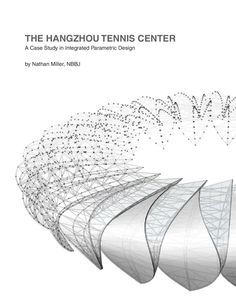 The Hangzhou Tennis Center: A Case Study in Integrated Parametric Design  Originally published in early 2011 as part of the ACADIA regional conference, this paper gives an overview of the parametric tools and systems used in the design and documentation of the Hangzhou Tennis Center by NBBJ and CCDI.