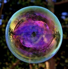 Magical Reflections on Soap Bubbles - My Modern Metropolis