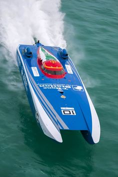 The wake boarder must have fallen off. Fast Boats, Cool Boats, Speed Boats, High Performance Boat, Powerboat Racing, Boat Pics, Offshore Boats, Boat Engine, Float Your Boat