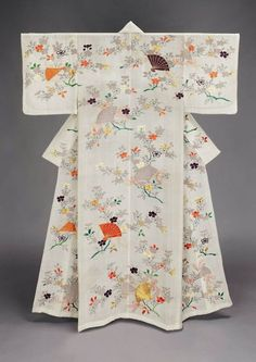 Edo-era hitoe via The Museum of Fine Arts, Boston