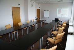 Sale szkoleniowe dostosowane są do ilości uczestników oraz charakteru szkolenia.