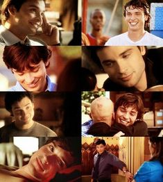 Image discovered by bia_r_o_arianator. Find images and videos about clark kent on We Heart It - the app to get lost in what you love. Smallville Clark Kent, Tom Welling Smallville, Lois E Clark, Smallville Quotes, We Heart It, Beau Mirchoff, Chad Michael Murray, Lex Luthor, Kristin Kreuk