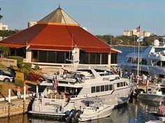 Chart House Restaurant at Marina Point, Daytona Beach, Florida