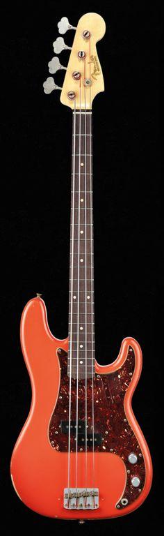 FENDER Pino Palladino Signature Precision Bass® | The Music Zoo