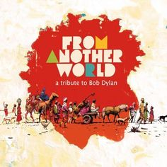 Various - From Another World: A Tribute to Bob Dylan, Red