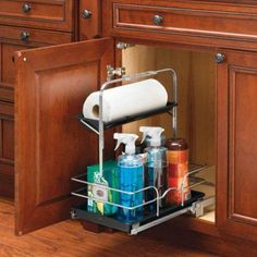 Rev-a-Shelf Undersink Pullout Removable Cleaning Caddy - R544-10C-1