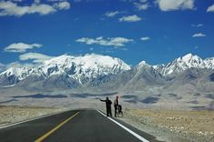 Silk Road 실크로드 카슈가르 타쉬쿠르간 Xinjiang Tashkuergan 塔什库尔干 丝绸之路 喀什