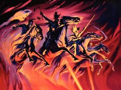 Arms, agribusiness, finance and fossil fuels: the four horsemen of the neoliberal Apocalypse