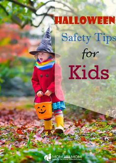 #Halloween #SafetyTips for #Kids and Free Printables!