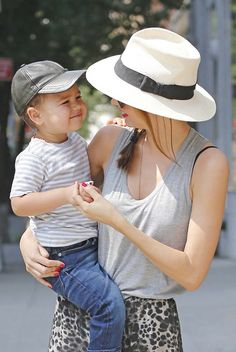 Miranda Kerr and Flynn