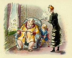 tygertale | 100 Great Children's Picture Books - Edward Ardizzone