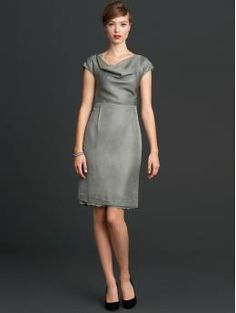 Mad Men Collection - Banana Republic - Lace Tipped Dress   -   If I only had Christina Hendricks' figure to go with it!