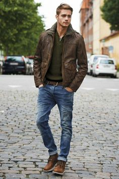moderne garderoben männer outfit lifestyle Mehr