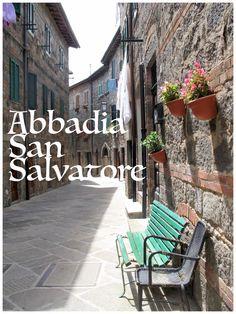 Abbadia San Salvatore, provincia di Siena: trovi i prodotti Poggiolini anche al supermercato Simply di via Arno!