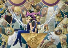 Pharaoh's Girl | What do the yugioh characters think of you? - Quiz | Quotev