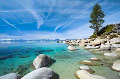 tahoe lake summer - Google Search