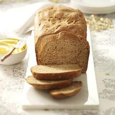Fall Bread Recipes from Taste of Home, including Seeded Whole Grain Loaf