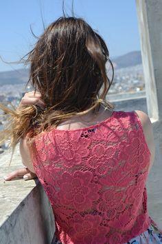 Detailors lace dress