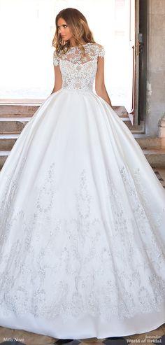 Milla Nova 2018 Wedding Dress