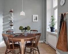 Hemnetgodis Prinsgatan 6 A Scandinavian Interior, Home Interior, Kitchen Interior, Interior And Exterior, Interior Design, Build Your Own House, Sweet Home Alabama, Dream Apartment, Beautiful Space