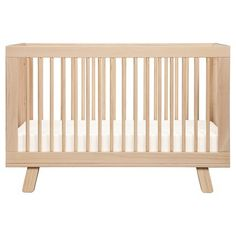 Washed Natural - this is my dream crib. So pretty, I like the natural wood color @colleenegunde