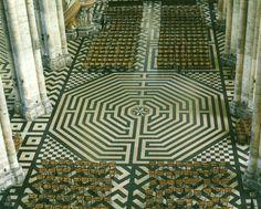 labirinti nelle cattedrali - Cerca con Google