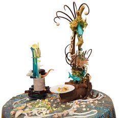 Coupe du Monde de la Patisserie_JulieMyrtille_Sugar & Chocolate Sculpture_Egypt