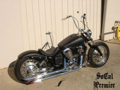 Bobber Motorcycle, Cool Motorcycles, Honda Phantom, Honda Sabre, Honda Shadow Bobber, Honda Shadow Spirit 750, Harley Bikes, Custom Bikes, Chopper