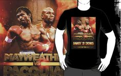 Take a look at this nice Floyd Mayweather VS Manny Pacquiao May 2nd 2015 shirt, poster and more T-Shirt