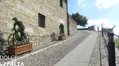 Walking to the Castello di Brescia, Brescia