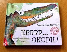 http://www.juf-lisanne.nl Lesideeën bij het boek Krrrr...okodil van Catherine Rayner.