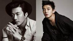 Kwon Sang Woo y Yoo Ah In