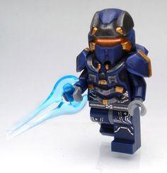 Royal Guard Custom Minifigure