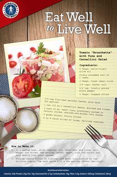 A Tomato Bruschetta Recipe with a Spin! #Bruschetta #Tomato