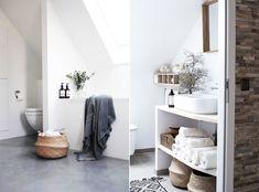 Skapa spa-känsla i badrummet – knep Oversized Mirror, New Homes, Interior, Furniture, Home Decor, Bathrooms, Porn, Target, Bedroom