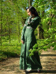 Mediaeval Dress 06 by ~sinn-stock