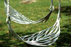 The Leaf Swing & Leaf Hammock For Adults By Alberto Sanchez