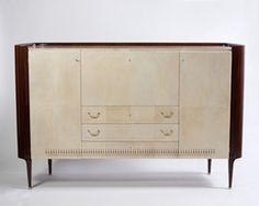 Osvaldo Borsani, 'Drop Front Cabinet,' ca. 1940, Susan Weber Collection