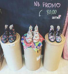 Botinhas ❤️ #lojaamei #promo #botas #cores
