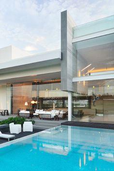Casa JRB / Reims Arquitectura - Rinconada De Los Alamos, Mexico #interior #design #decorating #decor