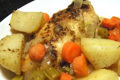 Eating Well, while Gluten Free: Low Fat Chicken Casserole
