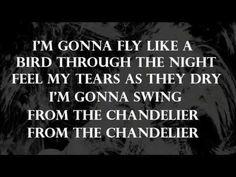 Sia - Chandelier (Lyrics & Sub Español) (Official Video) - YouTube ...
