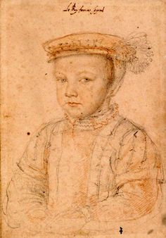 François II roi de France. Son of Henri II and Catherine de Medici. First husband of Mary Queen of Scots