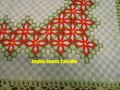 bordados em tecido xadrez - Buscar con Google