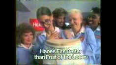 Allison's Written Words Presents...Flashback Friday - Hanes :Underwear T...